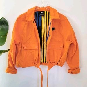 Nike Sport Pack Collection NSW Orange Windbreaker